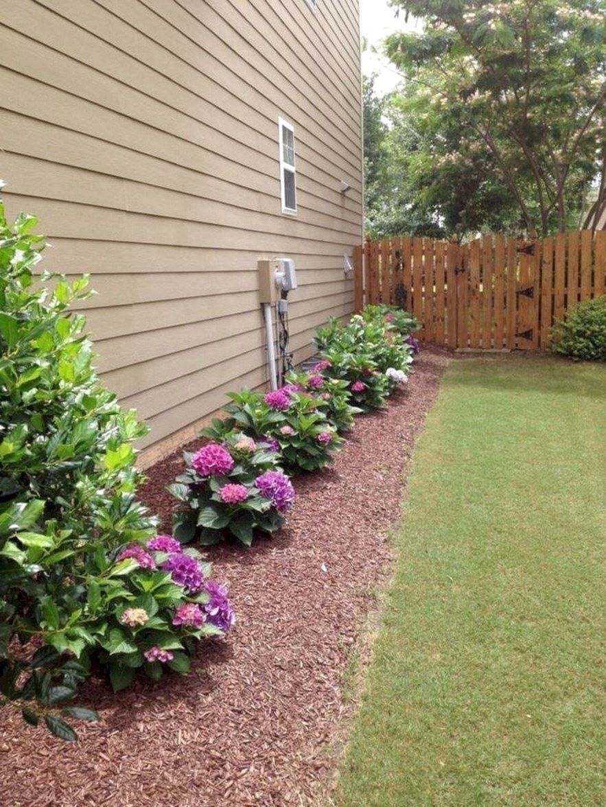 49 Best Front Yard And Backyard Landscaping Ideas on A Budget #Backyard FrontYard #budgetbackyard