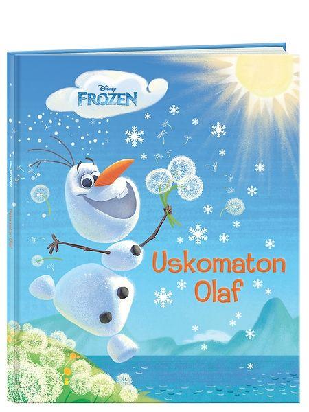 Frozen, Uskomaton Olaf