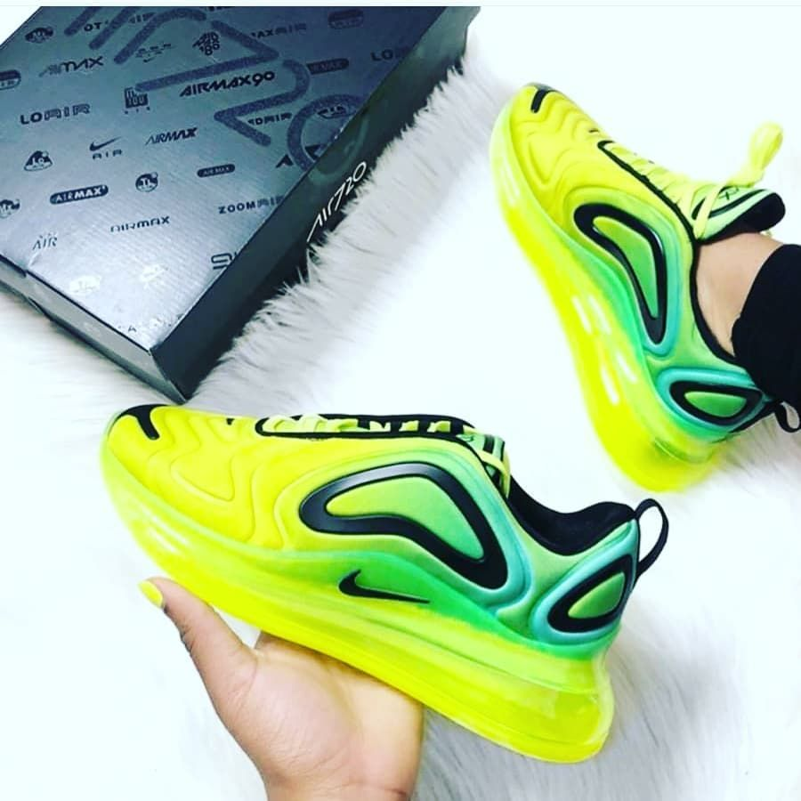 Nike Air Max 720 Black Total Eclipse Where To Buy AO2924