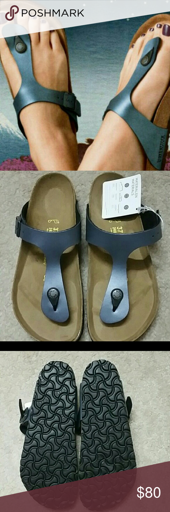Spotted while shopping on Poshmark: Birkenstock