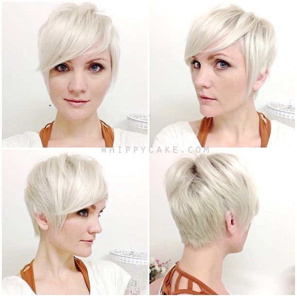 Short Pixie All Angles By Whippy Cake I Love Her Blog