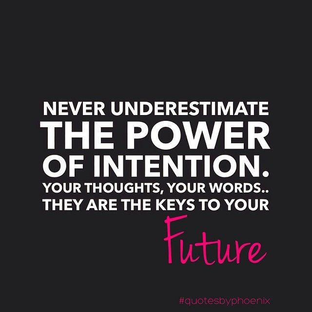 Image result for intention quotes