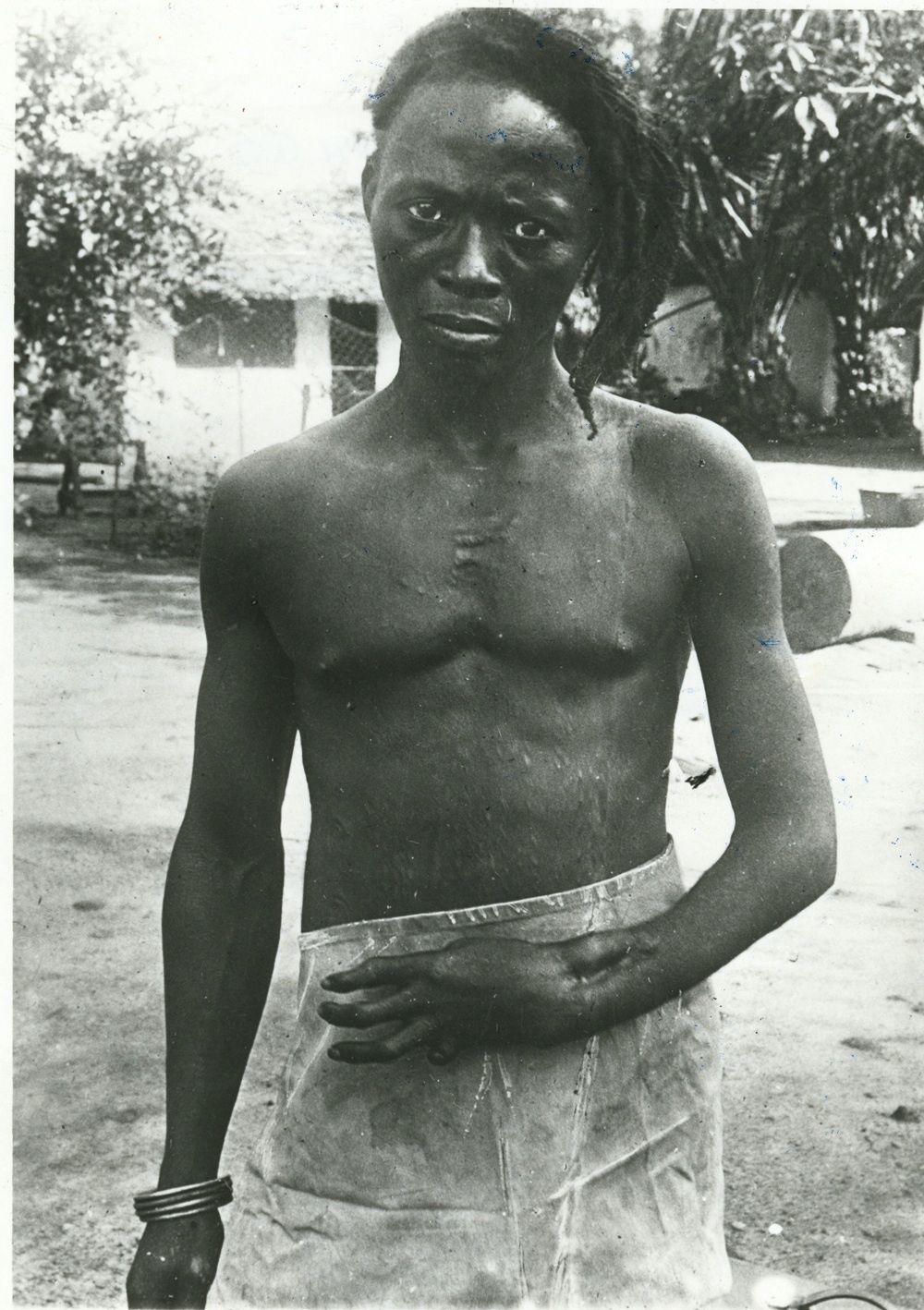An american dating a congolese man