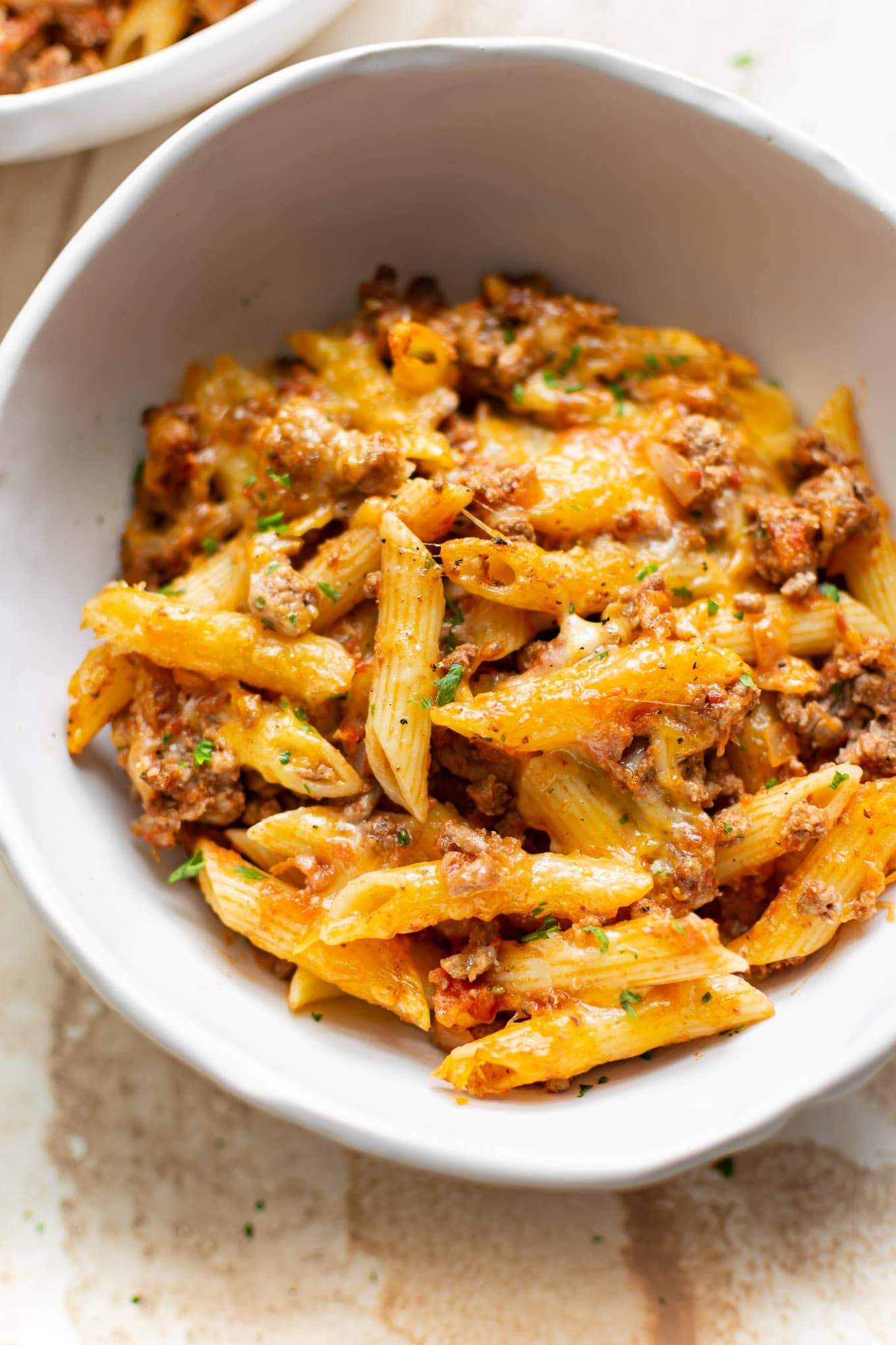 This Ground Beef Pasta Casserole Recipe Is Great For Hungry Tummies It S A Quick And Easy Dinner Us In 2020 Beef Pasta Recipes Ground Beef Casserole Ground Beef Pasta