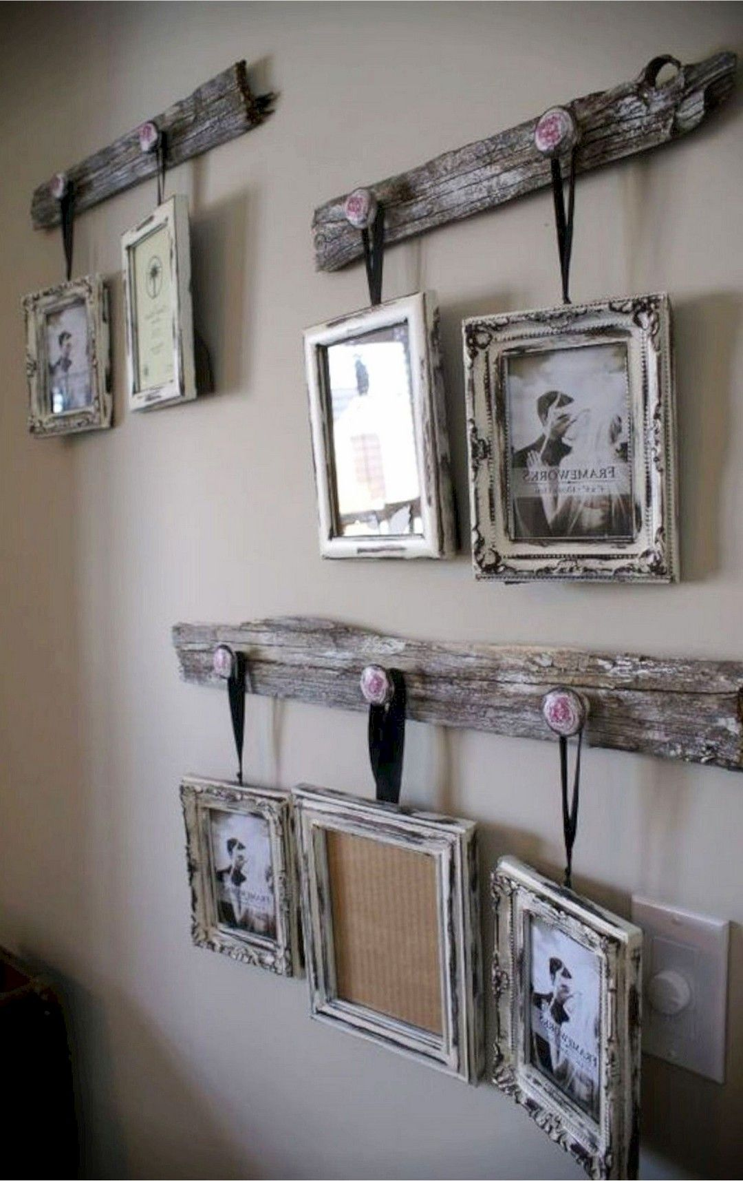 Pin By Amber Weeding On Diy Pic Hangers Diy Home Decor