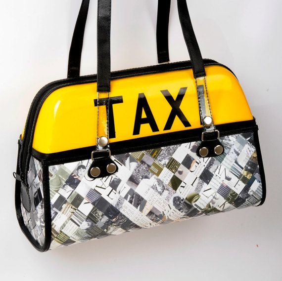 efa9533e30f84 No, no! You are not mistaken. This handbag is using a real cab top ...