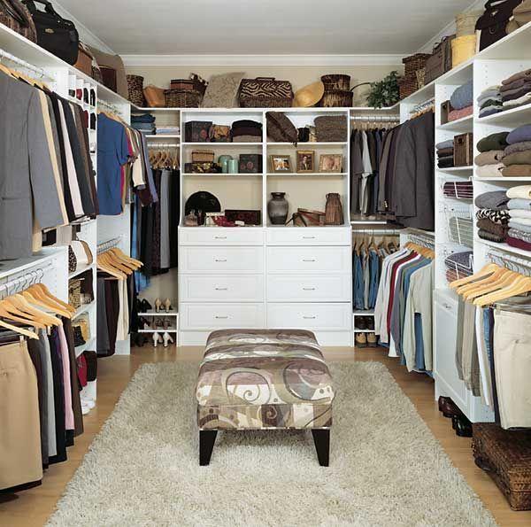 Walk In Wardrobes Ideas