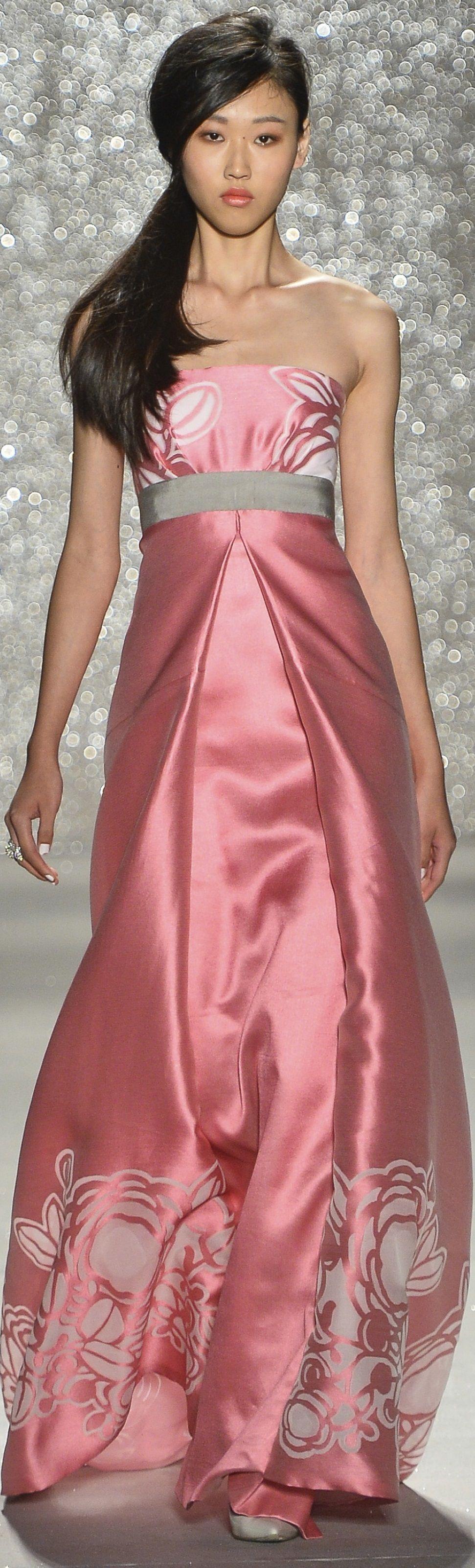 Pamella Roland spring 2014.jαɢlαdy   Vestidos   Pinterest   Desfiles ...