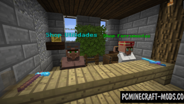 Map For Minecraft 1132 1144, 1143 PC Java Mods