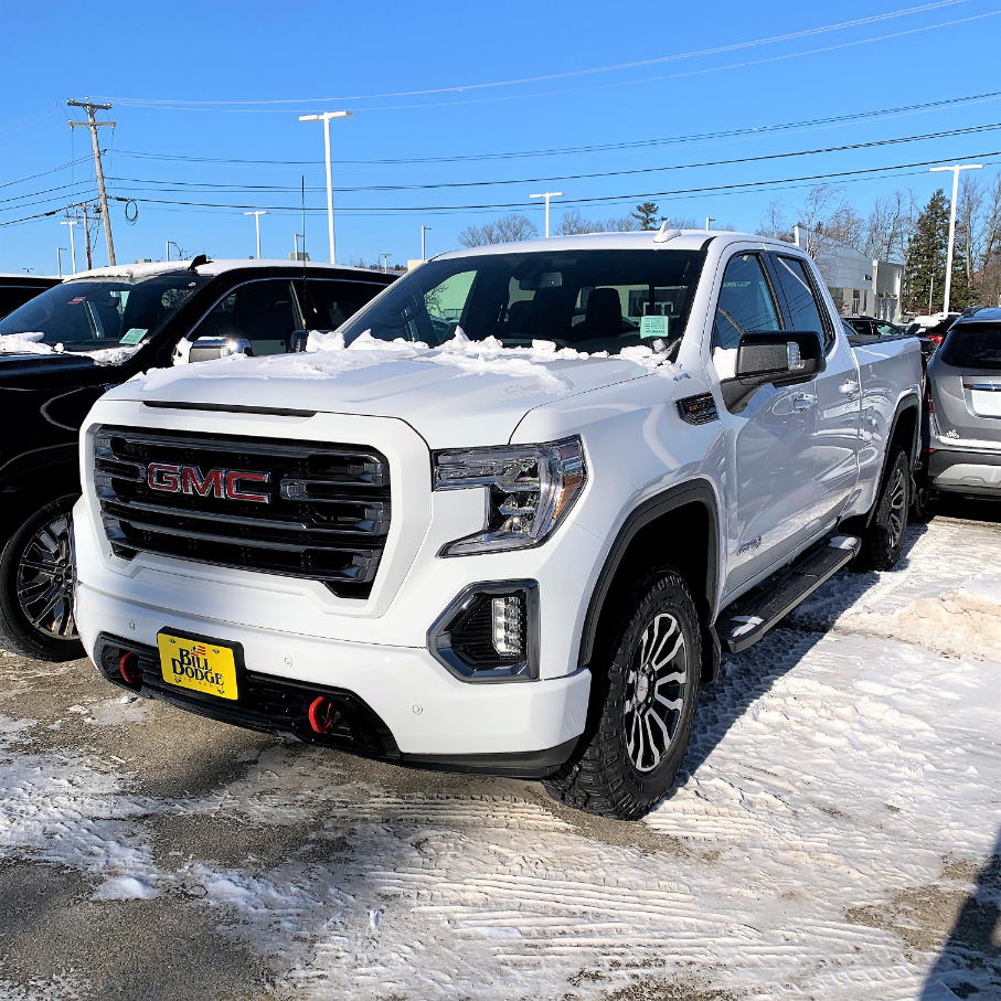 The New 2019 Gmc Sierra 1500 At4 Has Been Incredibly Popular And We Totally Understand Why See More Details Bit Ly Sie Gmc Sierra 1500 Gmc Sierra Gmc