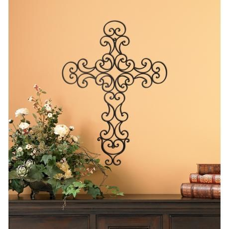 I know this isn\'t a stain glass cross, however I think it would be a ...