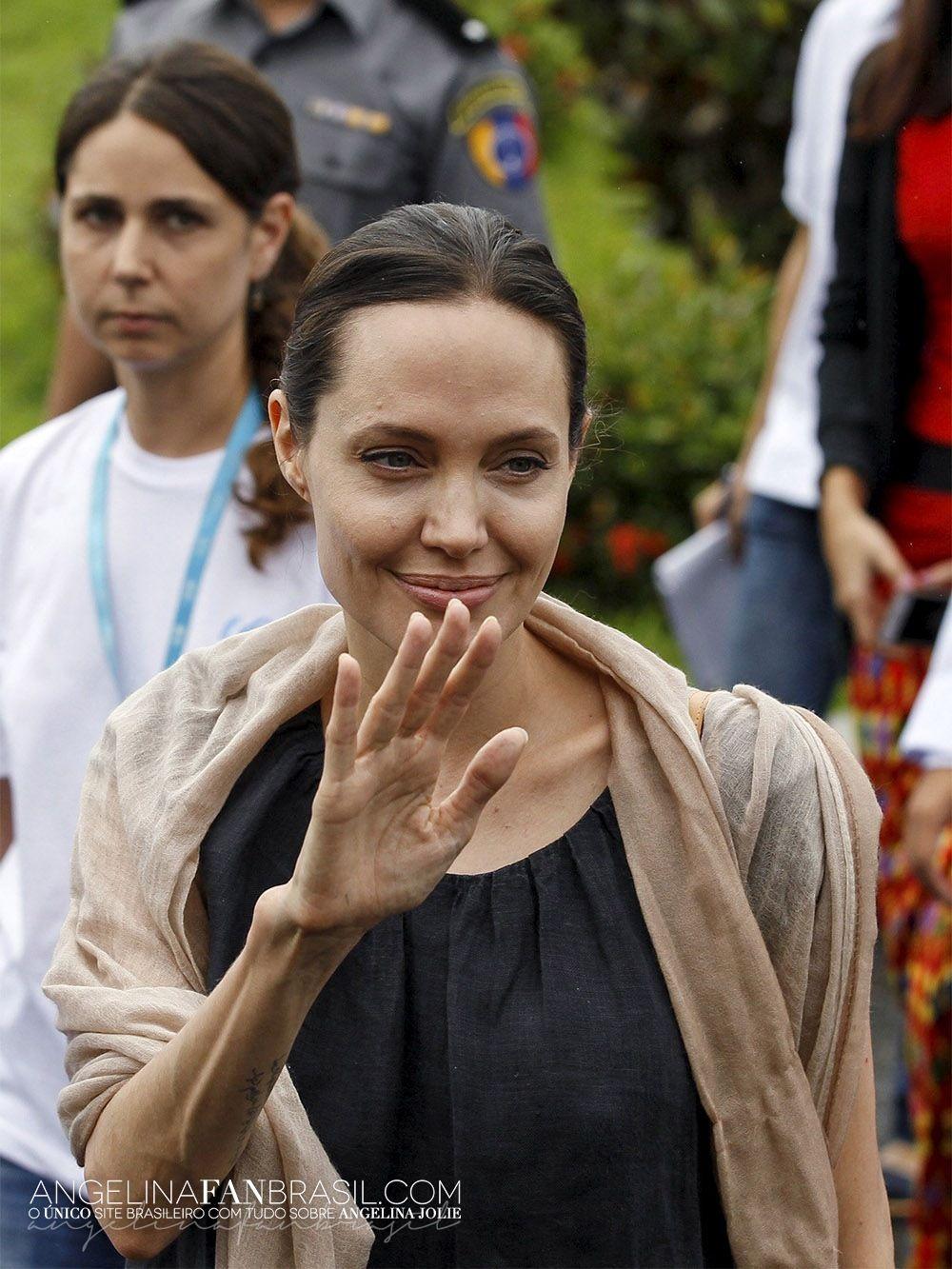 Джоли анджелина болеет последние фото