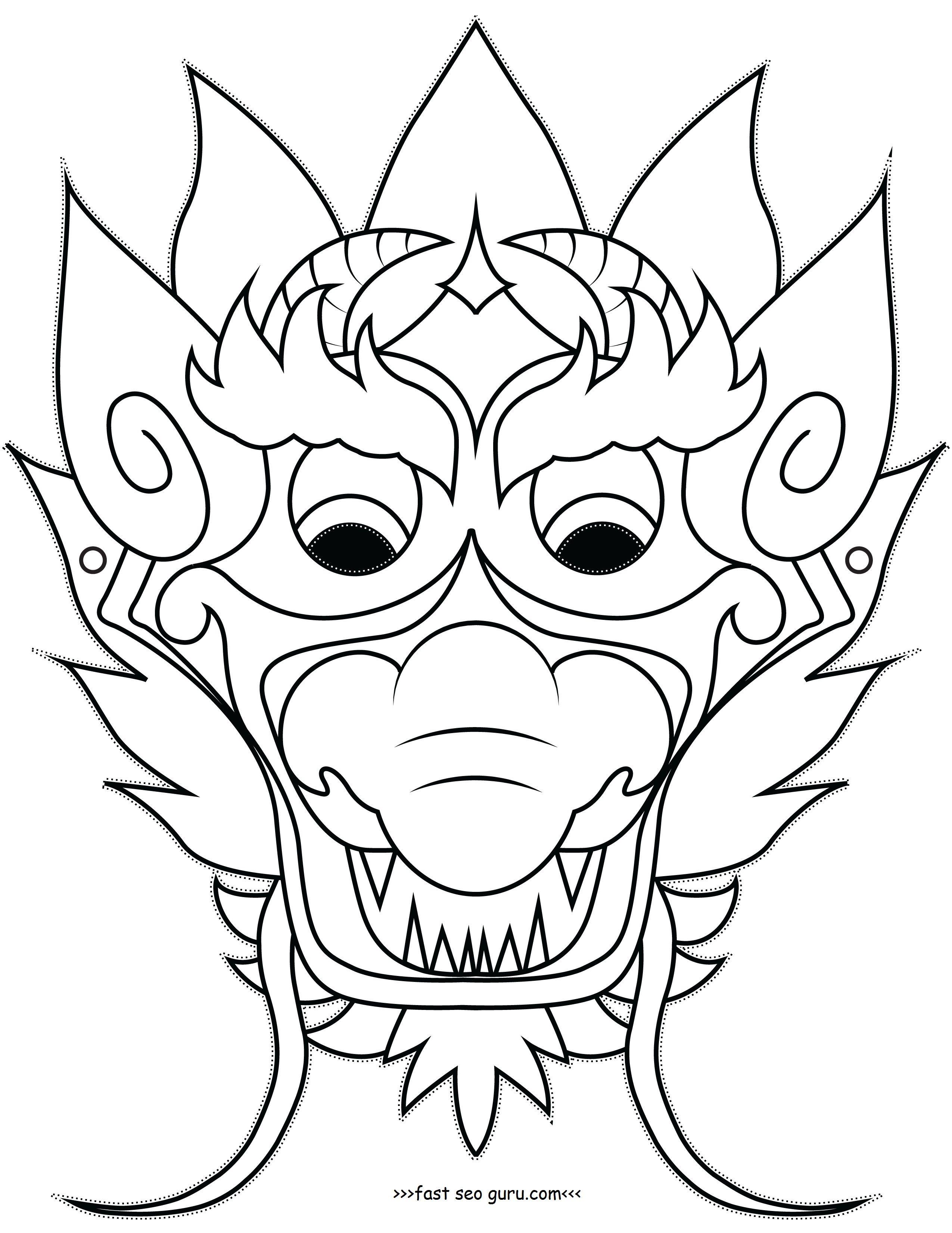 Free blank masks coloring pages | masks | Pinterest | Blank mask ...