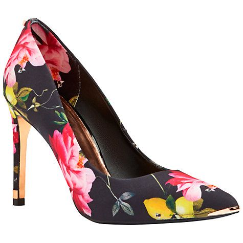 04541f70b5fe Buy Ted Baker Neevo Pointed Court Shoes