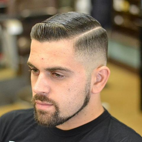 Another View Of My Client Americanbarbershopdtsa