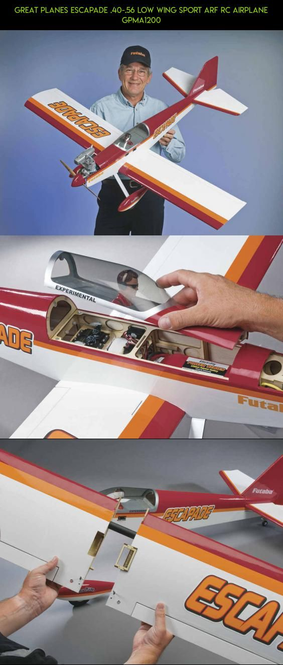 Great Planes GPMA3300 Wing Set ElectroStik RxR//ARF