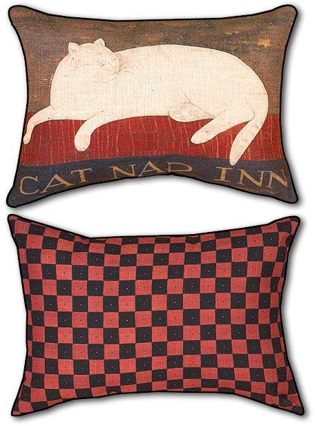 Pin By Kristine Smith On Christmas Woven Pillows Cat Nap White Cat
