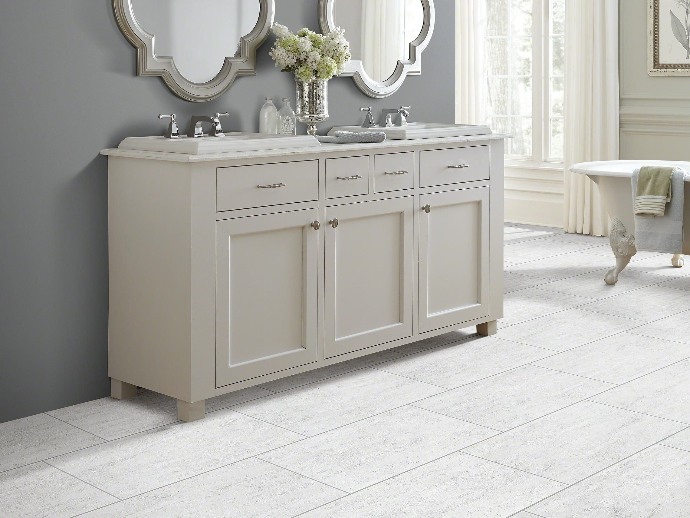 Classico 12x24 light grey room view ceramic tile pinterest shaws classico light grey tile and stone for flooring and wall projects from backsplashes to fireplaces wide variety of tile flooring and wall tile dailygadgetfo Image collections