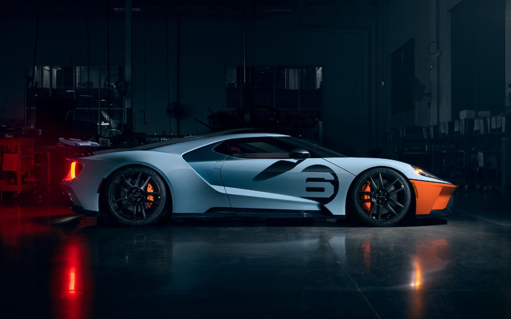 Ford Unveils Upgraded Gt For 2020 Special Editions Gtspirit ในป 2020