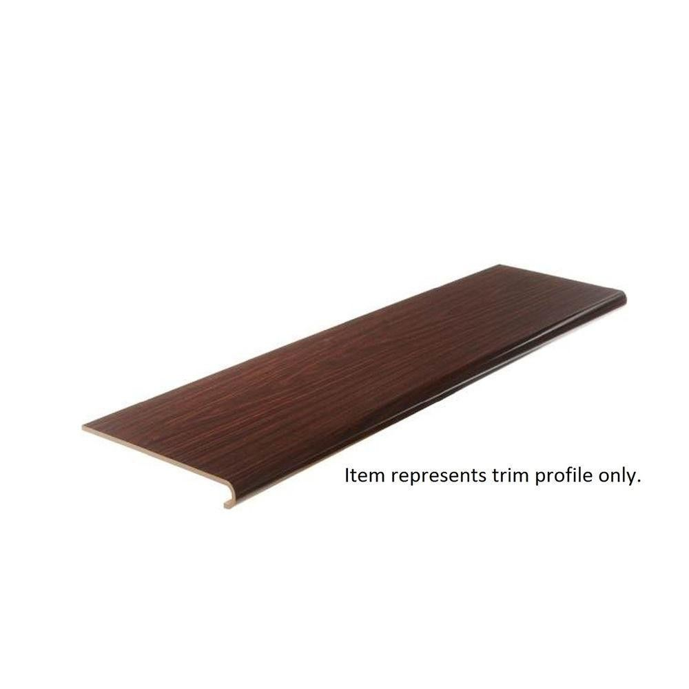 Cap A Tread Stair Renewal Cover Covering Traditional Wood Grain Color Qty 1 Laminate Stairs Wood Stair Treads Restore Wood