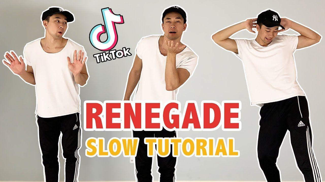 Tik Tok S Renegade Dance Dance Steps Choreography Videos Dance Choreography Videos