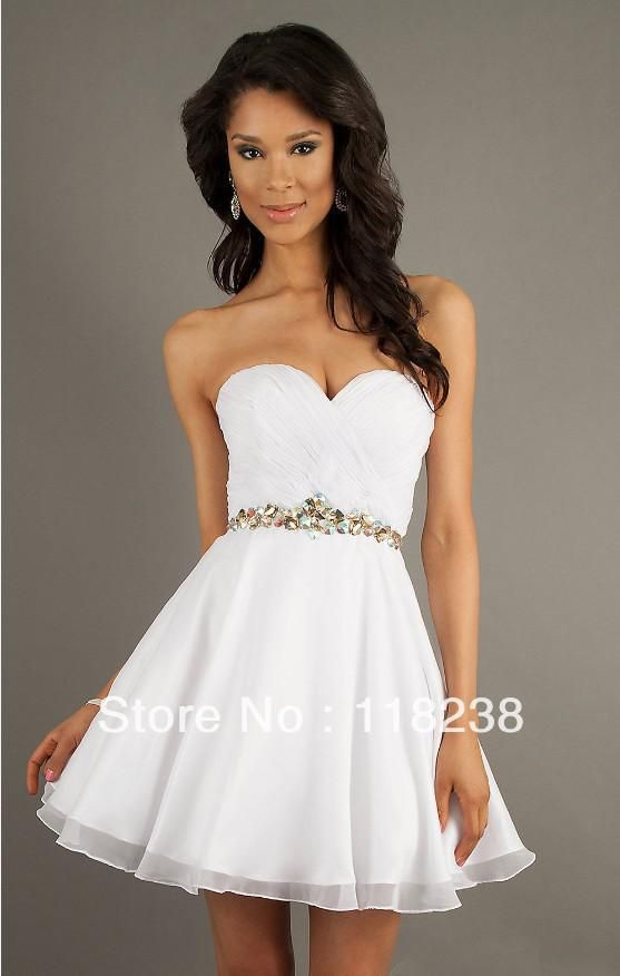 short dresses for damas in a quinceanera