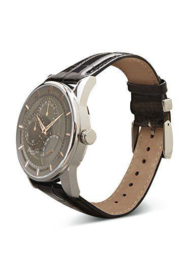 d81fd24e5 Kenneth Cole New York Men s 10020813 Dress Sport Analog Display Japanese  Quartz Black Watch