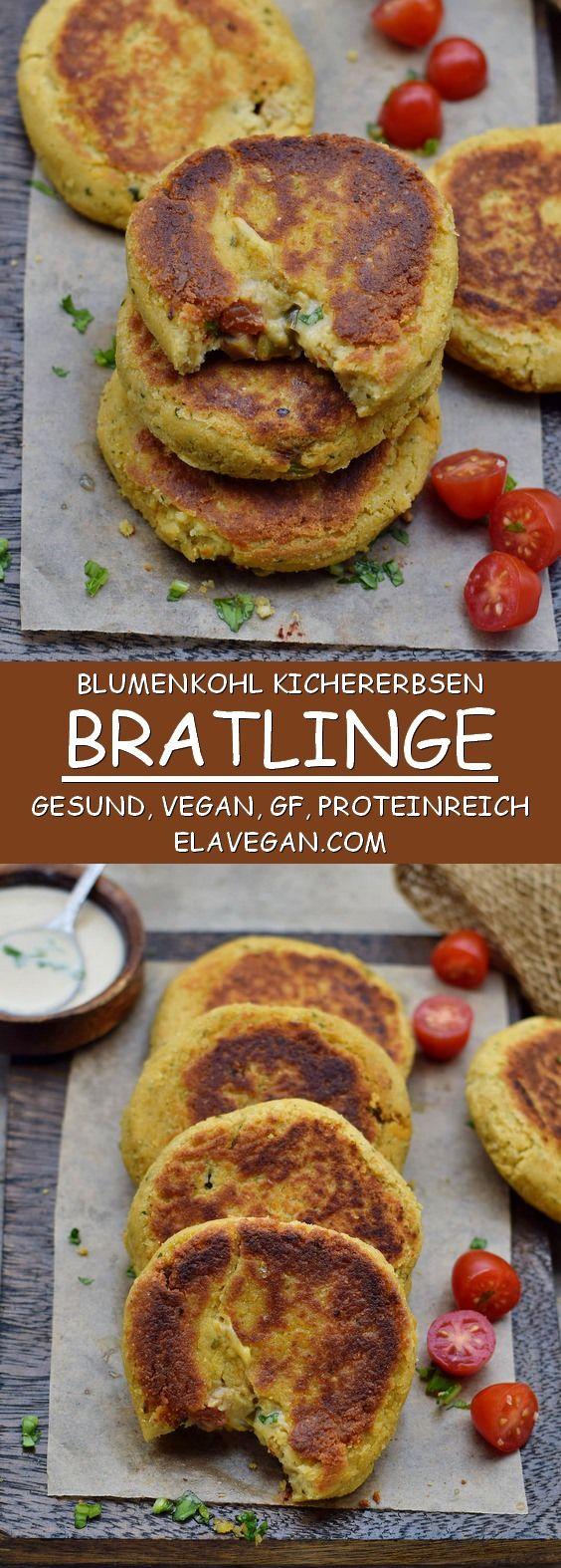 Photo of Vegan patties with cauliflower simple recipe – Elavegan