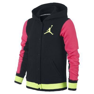 Jordan Girl New Varsity 2.0 Fleece (8y