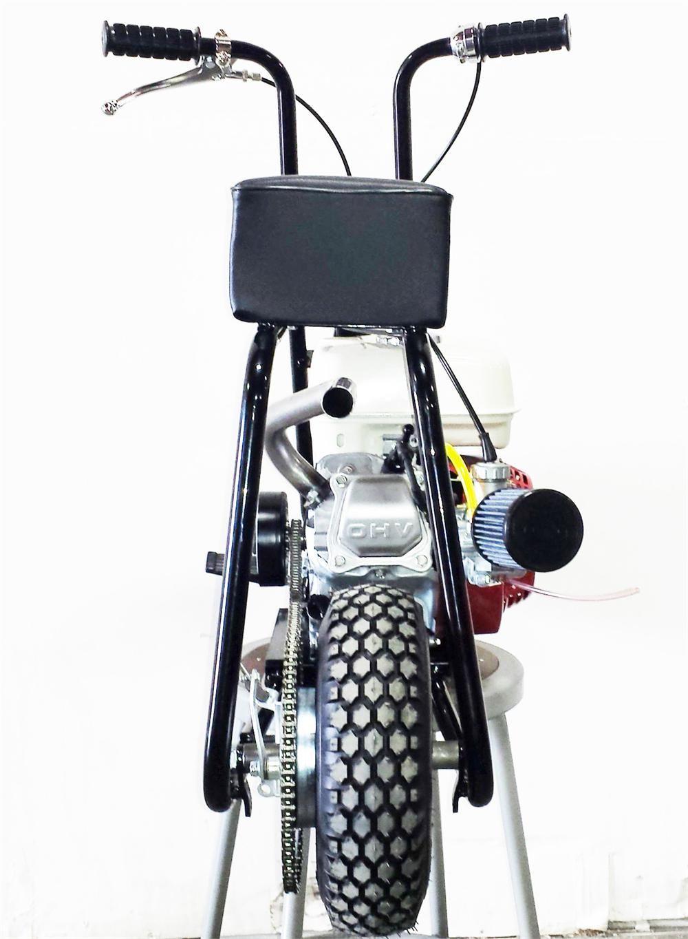 The Hornet Minibike, Old School Honda GX Engine   Hornet Minibike ...