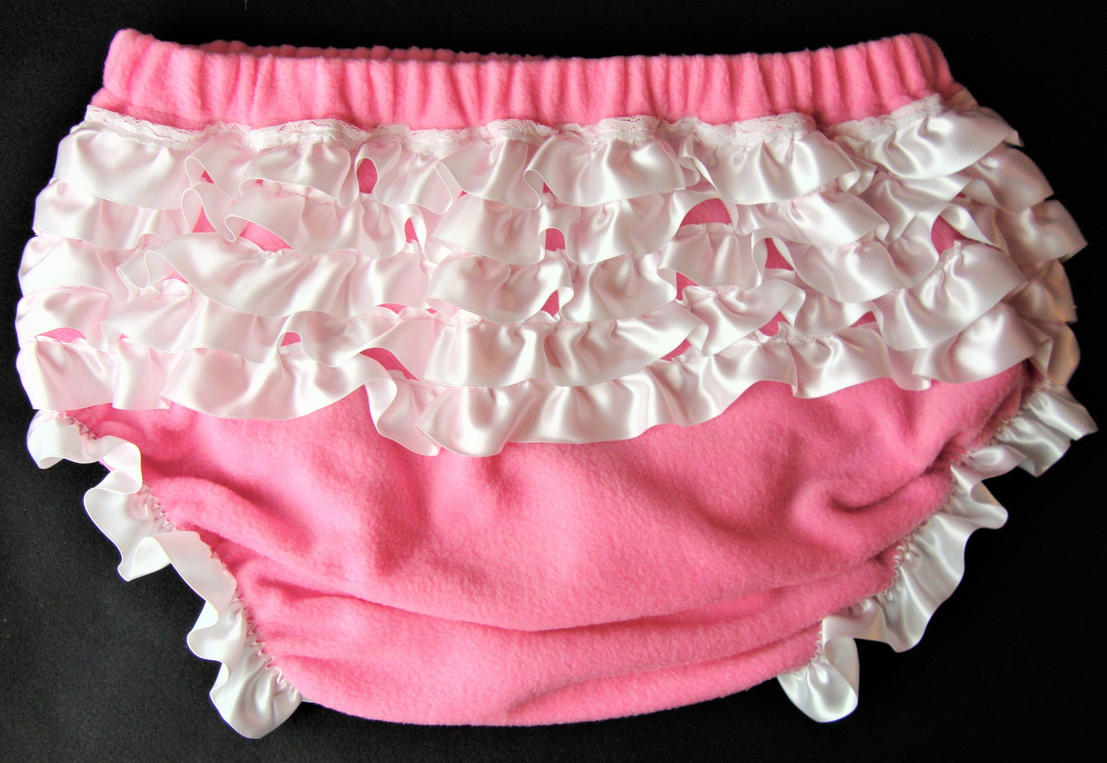 ed74d33c5 Mommy Red's adult baby ruffle butt diaper cover | diaper covers ...