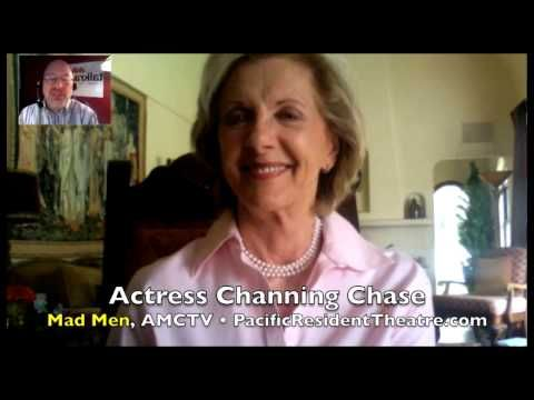 Mad Men actress Channing Chase is delightfully mad, Pete! (Interview)