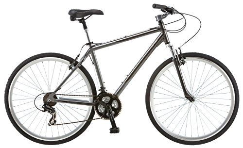 69fde63f2e2 Schwinn Capital 700c Men's Hybrid Bicycle, Medium frame size, grey //Price: