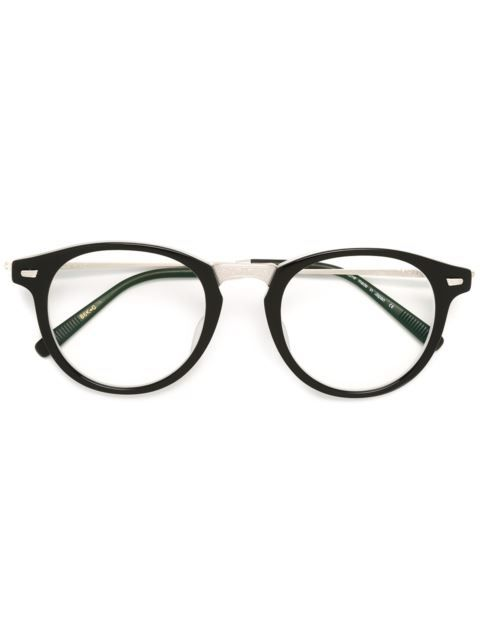 fd4d9f2274a87 Shop Matsuda round frame glasses in André Opticas from the world s best  independent boutiques at farfetch.com. Shop 400 boutiques at one address.