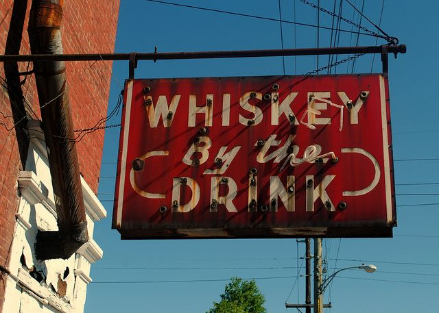 Whiskey & Kentucky by Cragin Spring, via Flickr