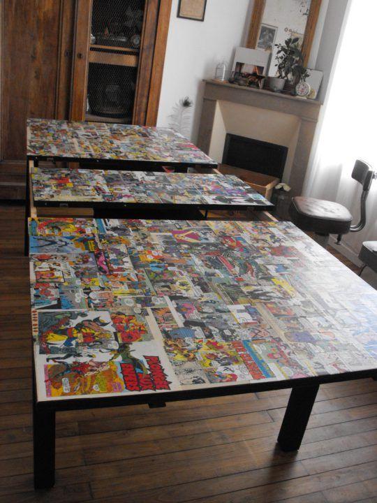 table de salle manger ikea customis e ikea manger et. Black Bedroom Furniture Sets. Home Design Ideas
