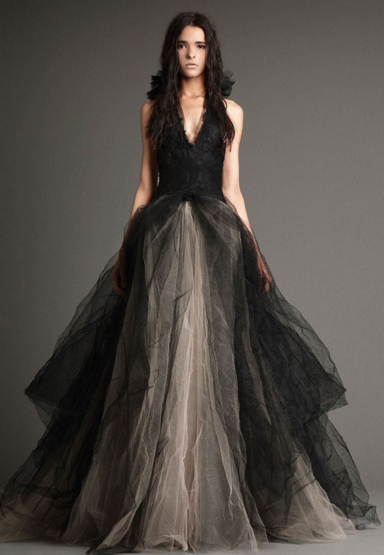 Genial Find This Pin And More On Wedding Ideas Collection. Black Wedding Dresses  Vera Wang ...