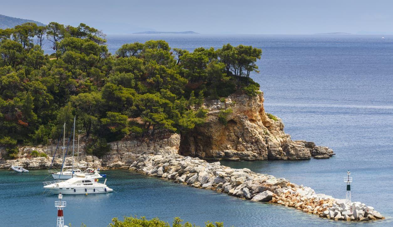 Alonissos island--Greek Islands off the tourist map   Yet to ...