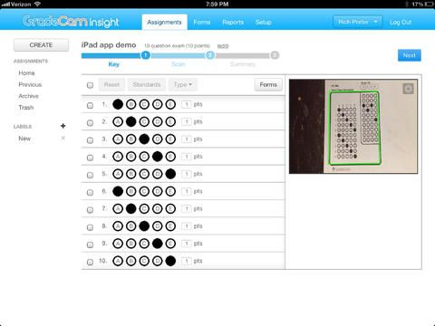 An awesome grading app! Apps for teachers, Data