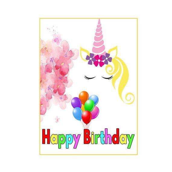 Digital Card Clipart Birthday Card Print Art Decoration Funny