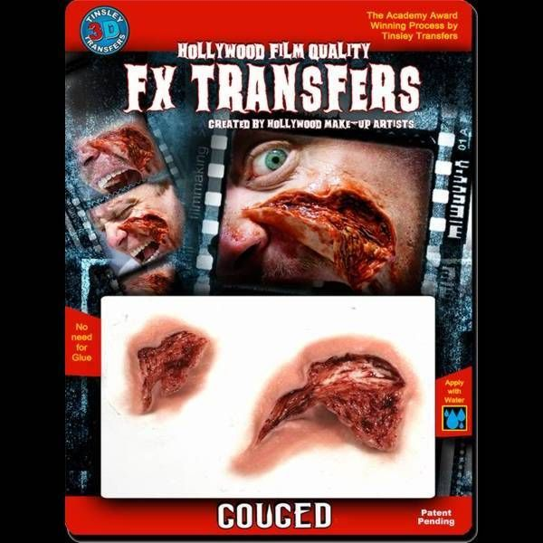 Gouged - 3D FX Transfers