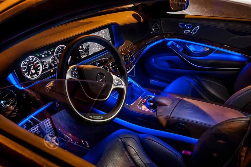 the 2014 s class interior get anywhere you want to go in colorful style - Mercedes Benz 2014 S Class Interior
