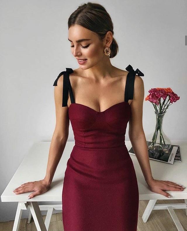 Vestiti Eleganti We Heart It.Pin Su Bella Vista