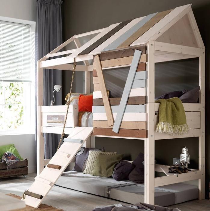 Lozko Dzieciece Domek Pietrowe 160x80 Na Prezent Dowoz Montaz Warszawa Bemowo Olx Pl Bed Childrens Beds Kids Bedroom