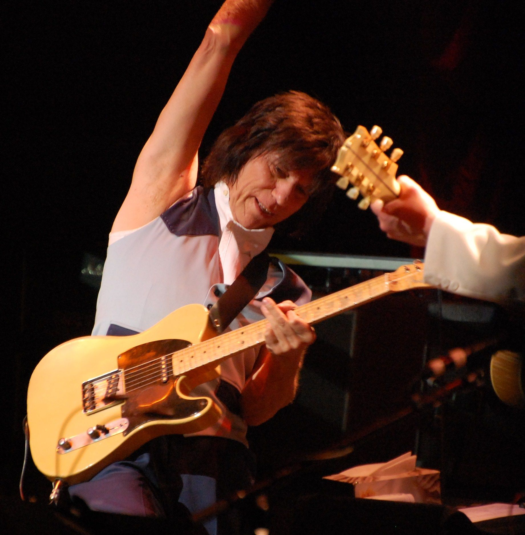 hight resolution of jeff beck cry me a river