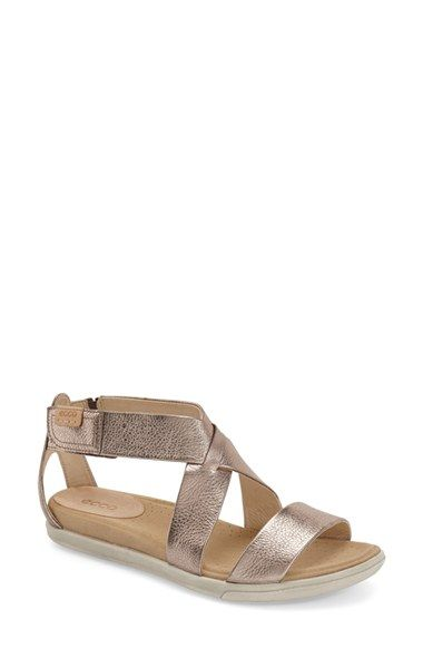 8fcd787a973 Free shipping and returns on ECCO Damara Sandal (Women) at Nordstrom.com. A  clean