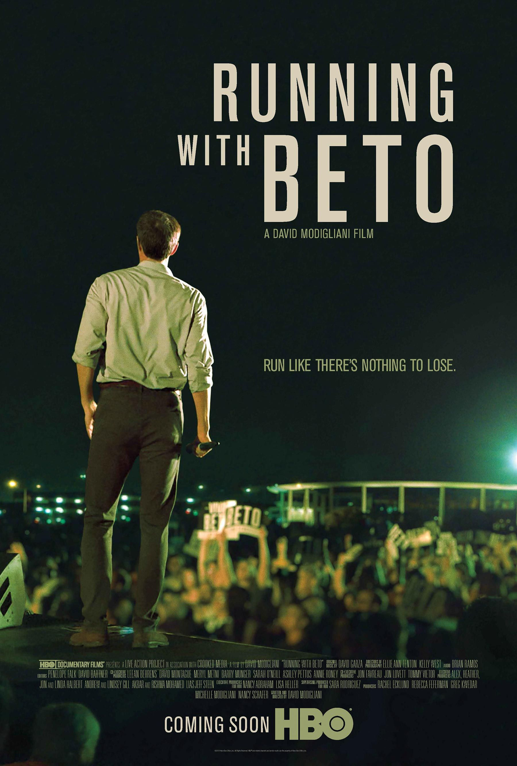 Running With Beto Exclusive First Look At Hbos Beto Orourke