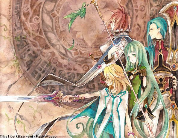 Tales of Symphonia Seraphim