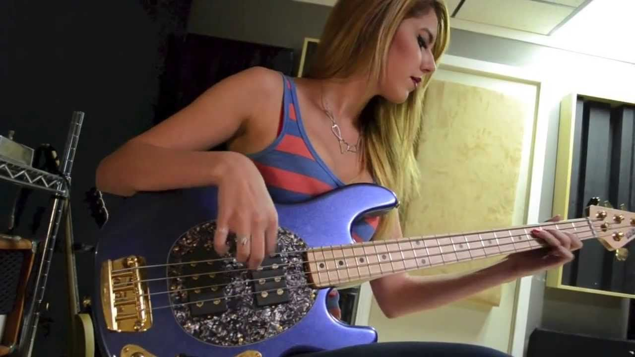 Famous funky bass lines