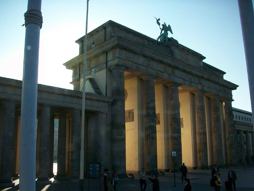 Puerta de Brandenburgo- Berlín
